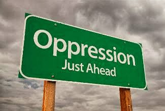 oppression-ahead