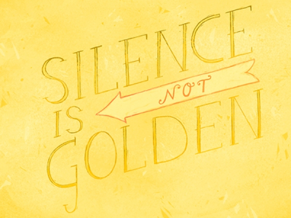 silenceisnotgoldenwallpaperclip
