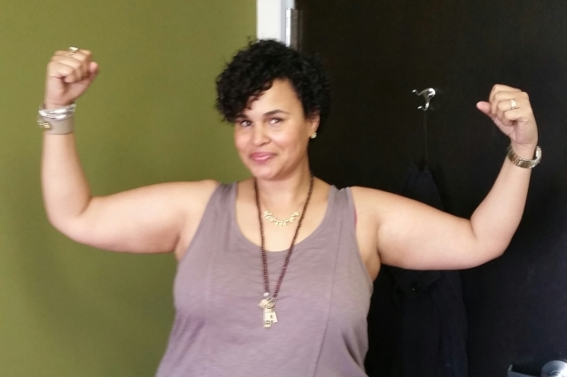 fat arms