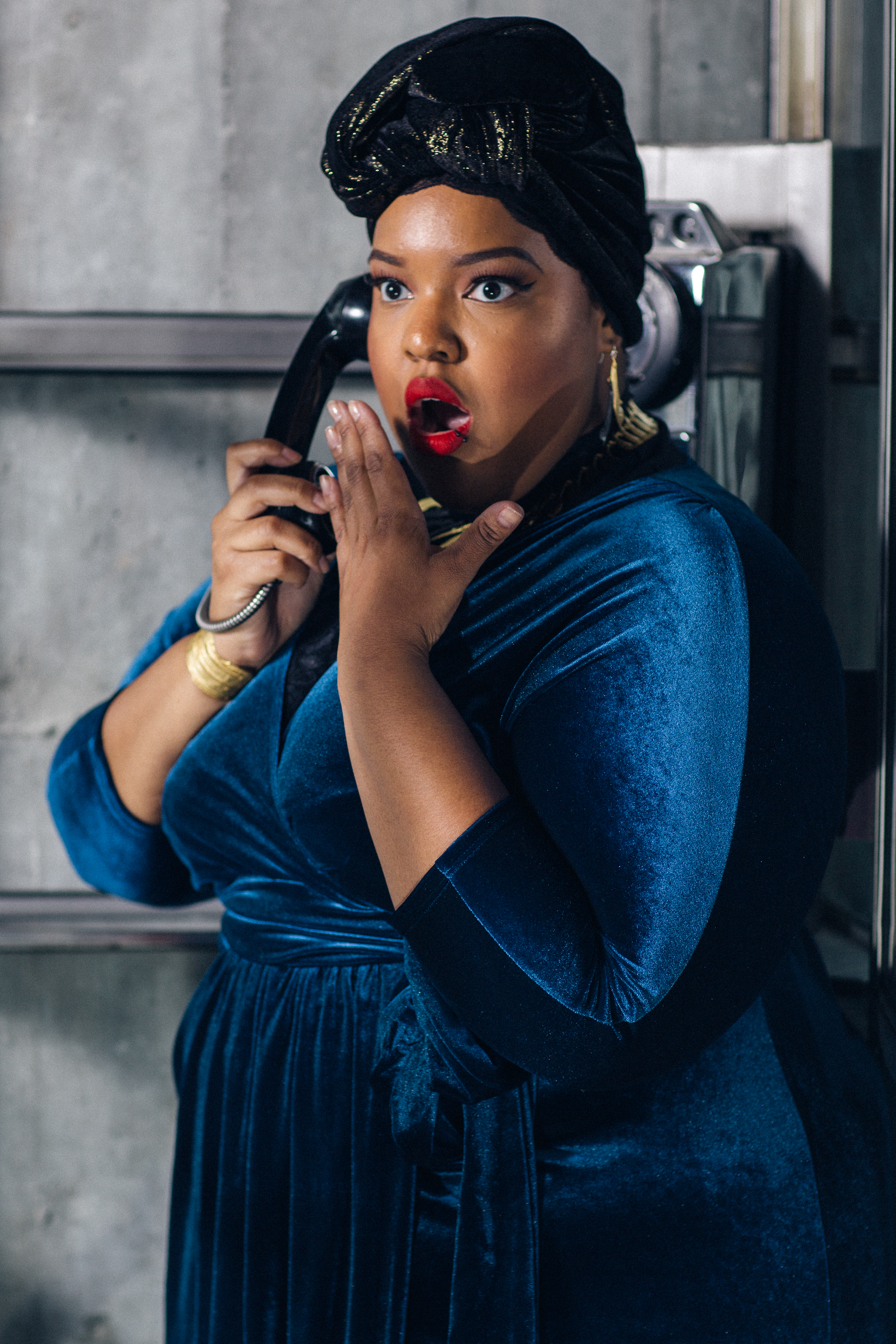 fat, black, muslim, and stylish as hell: an interview with fashion
